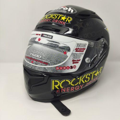 airoh t600 rokstar casco moto